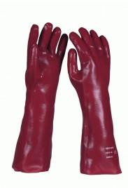 Ръкавици топени в PVC