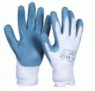 Ръкавици топени в нитрил